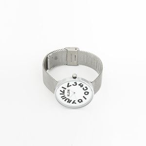 KLON HIDE TIME -SILVER MESH- 40mm