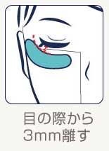 ヒアロディープパッチの使い方3