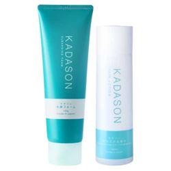 カダソン 洗顔フォーム・セラミド化粧水